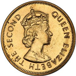 HONG KONG: Elizabeth II, 1952-1997, 10 cents, 1978