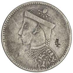 TIBET: AR rupee, Kangding mint, ND (1939-42). VF