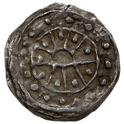 BEIKTHANO: 9th/10th century, AR 1/4 unit (2.15g)