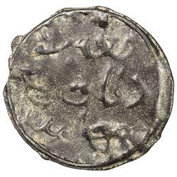 BORNEO: Pengiran Dipati II, 1731-1765, tin unit (3.05g). VF