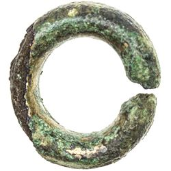 JAPAN: AV kin kwan (8.55g), ND (ca. 2000 BC-400 AD). F-VF