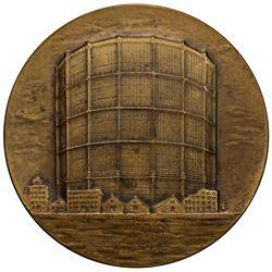 JAPAN: Taisho, 1912-1926, AE medal, year 14 (1925). EF