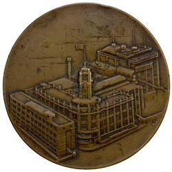 JAPAN: Showa, 1926-1989, AE medal, year 4 (1929). VF-EF