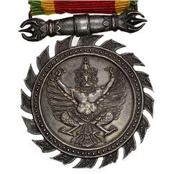 THAILAND: medal (21.19g), ND. AU