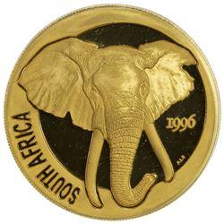 SOUTH AFRICA: Republic, AV 1 ounce, 1996. PF