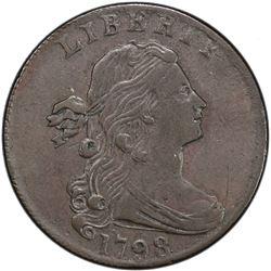 UNITED STATES: AE cent, 1798