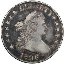 UNITED STATES: AR 50 cents, 1806