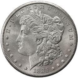 UNITED STATES: Morgan dollar, 1885-CC