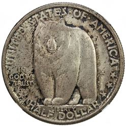 UNITED STATES: AR 50 cents, 1936-S