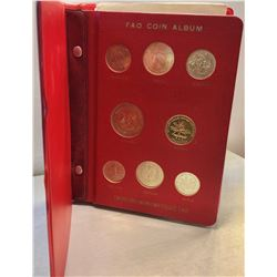 WORLDWIDE: FAO SET of 41 coins