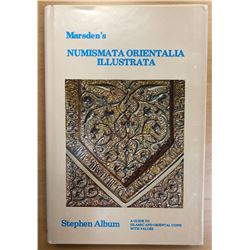 Album, Stephen. Numismata Orientalia Illustrata