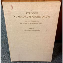 American Numismatic Society. Sylloge Nummorum Graecorum, Volume 6