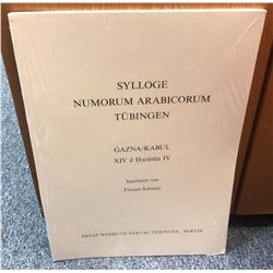 Schwarz, Florian. Sylloge Numorum Arabicorum Tubingen: Ghazna/Kabul, XIV d Hurasan IV