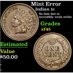 Exceptional CO Springs Coin Show Consigns 4 of 6 - Session 2