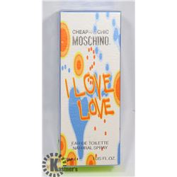 CHEAP AND CHICK MOSCHINO I LOVE LOVE EAU DE