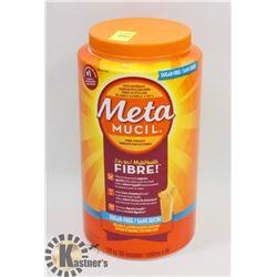 TUB OF METAMUCIL 3 IN 1 FIBRE