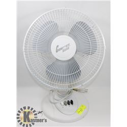 COMFORT ZONE RECIPROCATING FAN