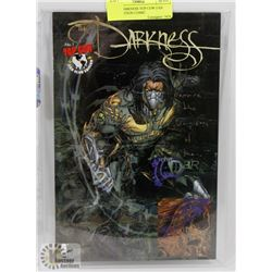 #! THE DARKNESS TOP COW FAN CLUB EDITION COMIC