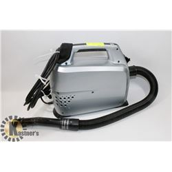 HOOVER VACUUM, ELECTRIC WITH SHOULDER STRAP