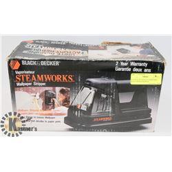 BLACK & DECKER STEAMWORKS WALLPAPER STRIPPER