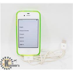 STORAGE LOCKER FIND APPLE IPHONE 4