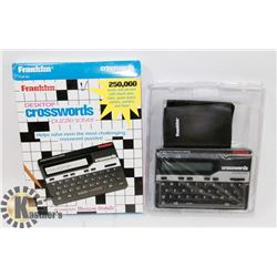 SEALED FRANKLIN CROSSWORDS