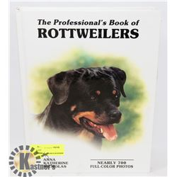 HARDCOVER THE PROFESSIONALS BOOK OF