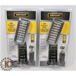 SEALED DEFIANT LED RECHARGEABLE