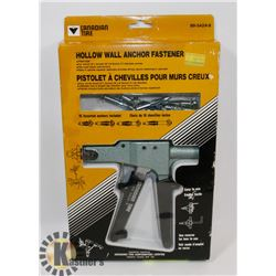 HOLLOW WALL ANCHOR FASTENER