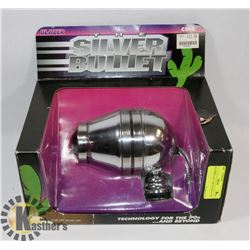SILVERBULLET - FOR OFF ROAD USE.