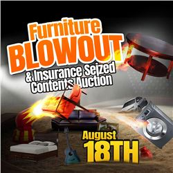 SIGN UP EARLY FOR NEXT SUNDAY'S (AUG 18th) AUCTION