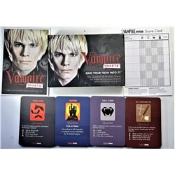 1)  NEW VAMPIRE SMARTS GAME INCLUDES:
