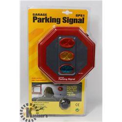 NEW GARAGE PARKING SIGNAL