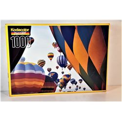 4)  NEW FACTORY SEALED 1000 PCE KODACOLOR