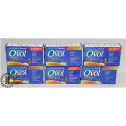 BAG OF OVOL GAS TABLETS