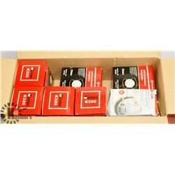 BOX OF 140 NIOSH N95 RESPIRATORS