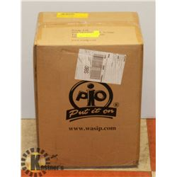 FULL CASE OF 25 DISPOSABLE COVERALLS