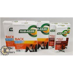 BAG OF RUB A535