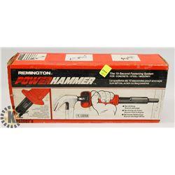 REMMINGTON POWER HAMMER