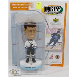 2001/2002 NHL PLAY MAKERS BY UPPER DECK JARMIR