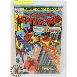 VINTAGE THE AMAZING SPIDERMAN SEPT 172, 30 CENT