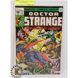 """VINTAGE DOCTOR STRANGE """"FOUR WORLDS TO CONQUER"""""""