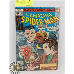 VINTAGE THE AMAZING SPIDERMAN 169 JUNE  COMIC