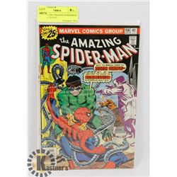 VINTAGE THE AMAZING SPIDERMAN JULY 158, 25 CENT