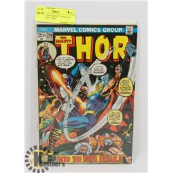 VINTAGE THE MIGHTY THOR AUG 214, 20 CENT COMIC