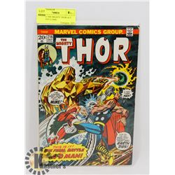 VINTAGE THE MIGHTY THOR OCT 216, 20 CENT COMIC