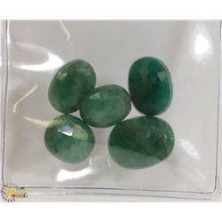 #58-GREEN  EMERALD GEMSTONE 46CT