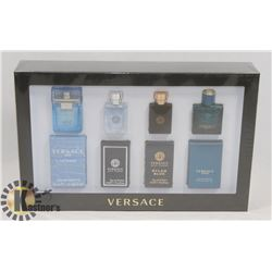 8PC VERSACE COLOGNE GIFT SET