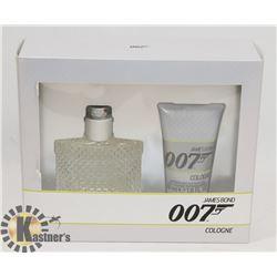JAMES BOND 007 COLOGNE GIFT SET