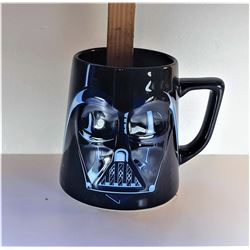 21)  FROM THE DISNEY STORE, DARTH VADER